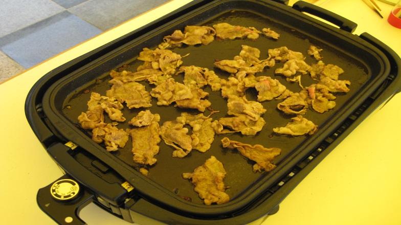 『焼き肉パーティ』_e0191174_2133523.jpg