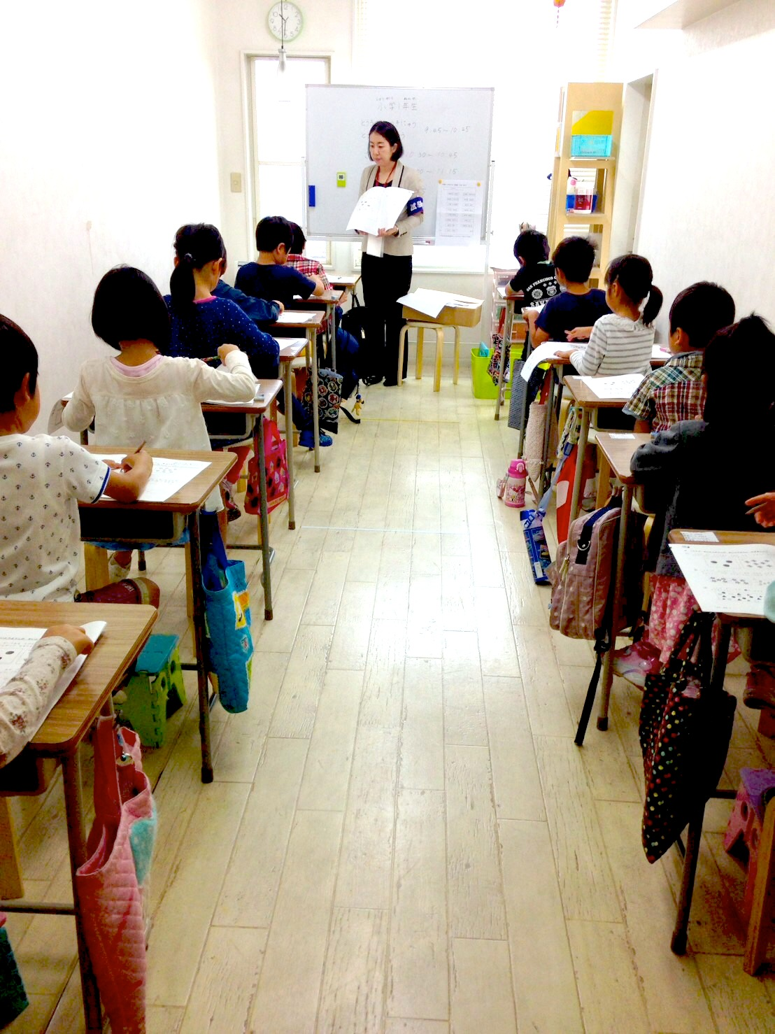 第18回全国統一小学生テスト _a0164603_18255060.jpg