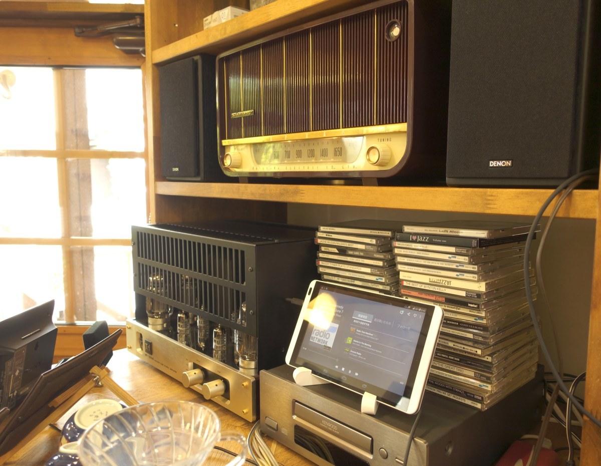 現代のディジタル音源を60年前の真空管ラジオで鳴らす_c0220824_10233250.jpg