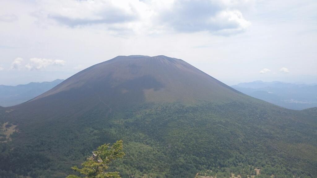 黒斑山へ。_e0254750_18485234.jpg