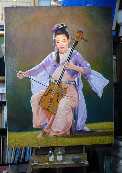 油彩肖像画の制作依頼は「肖像画の益子」へ_b0174462_12470785.jpg