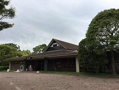 神田外語大学の学食で昼食しました_f0045667_1825868.jpg