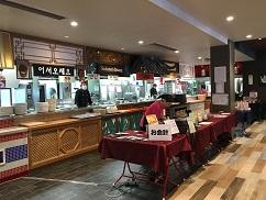 神田外語大学の学食で昼食しました_f0045667_19141046.jpg