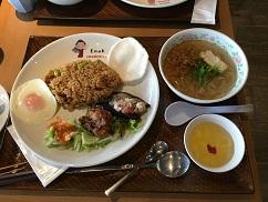 神田外語大学の学食で昼食しました_f0045667_19145836.jpg