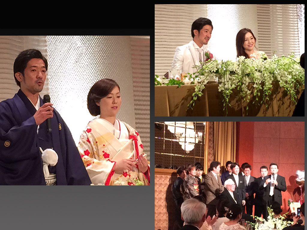 津畑達先生の結婚式_d0148776_21554286.jpg