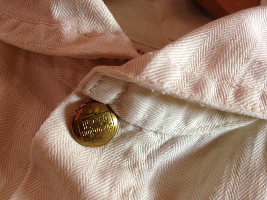 神戸店6/8(水)ヴィンテージ&スーペリア入荷!#1  1930\'s  Burlington St.Joseph Aero Club Flight Suit!!!_c0078587_12365123.jpg