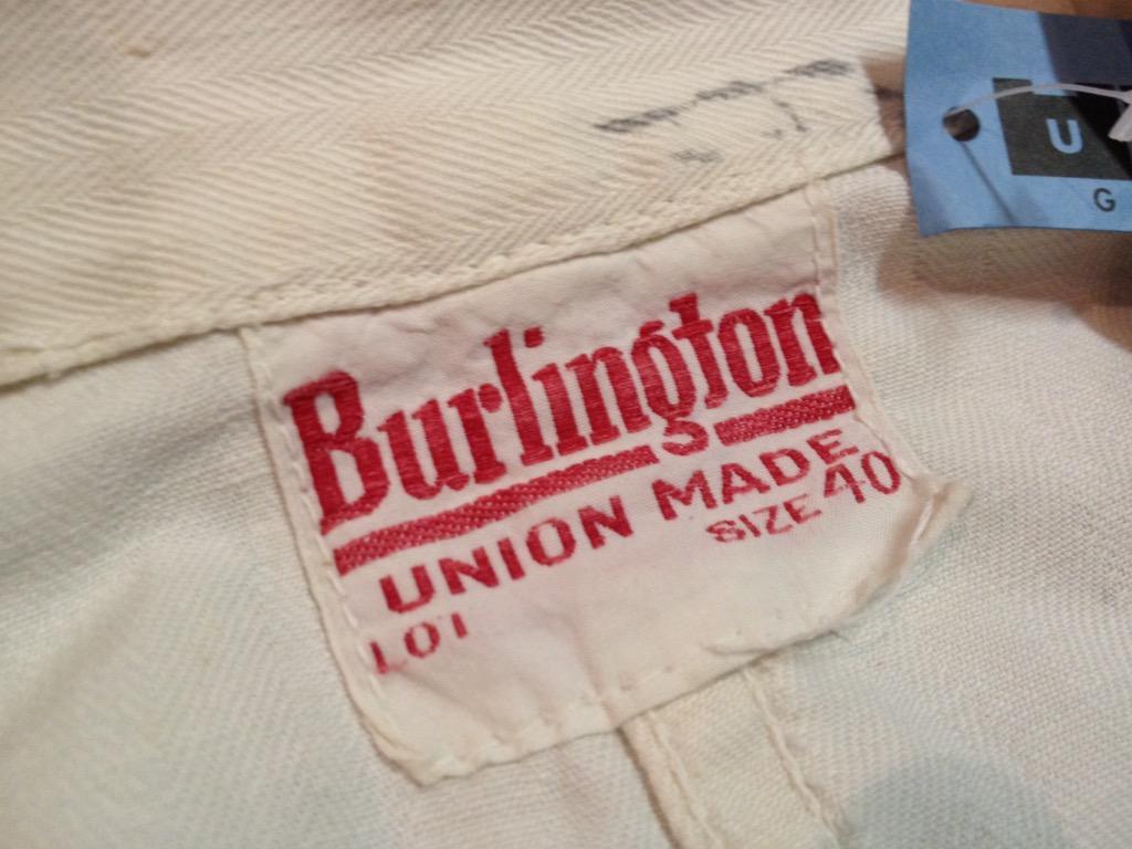神戸店6/8(水)ヴィンテージ&スーペリア入荷!#1  1930\'s  Burlington St.Joseph Aero Club Flight Suit!!!_c0078587_12413014.jpg