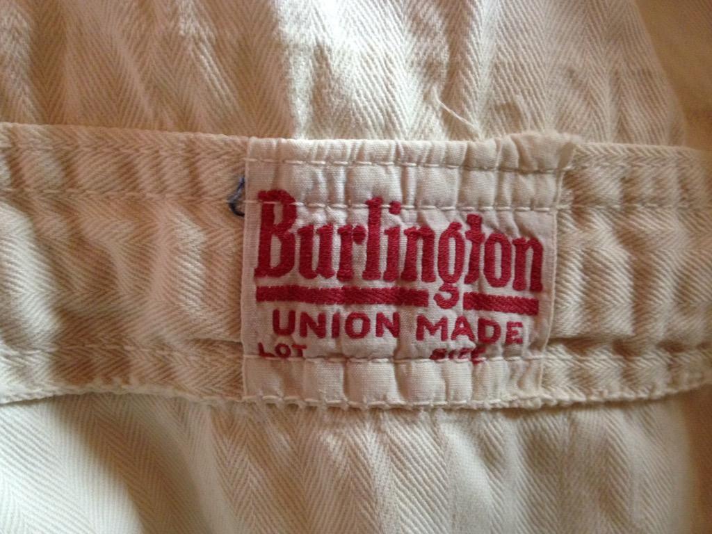 神戸店6/8(水)ヴィンテージ&スーペリア入荷!#1  1930\'s  Burlington St.Joseph Aero Club Flight Suit!!!_c0078587_12415836.jpg