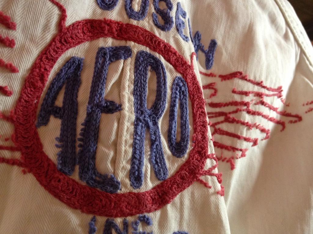 神戸店6/8(水)ヴィンテージ&スーペリア入荷!#1  1930\'s  Burlington St.Joseph Aero Club Flight Suit!!!_c0078587_12423444.jpg