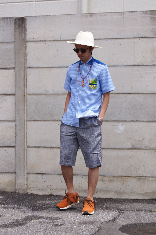UNDERPASS - Recommend Summer Style._c0079892_1918191.jpg