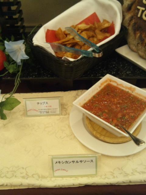 ホテルオークラ東京ベイ テラス スイートランチ~パティシエ8人のマイフェイバリット~_f0076001_2335177.jpg