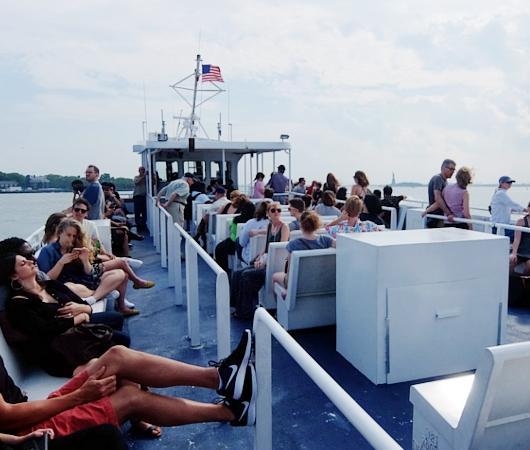 ニューヨークのお手軽なオススメ避暑地、ガバナー島へ_b0007805_11522389.jpg