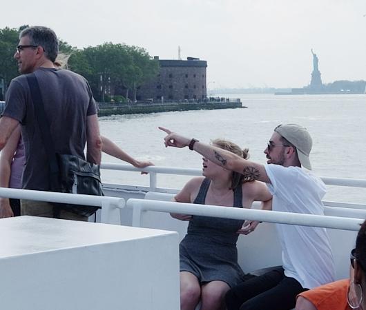 ニューヨークのお手軽なオススメ避暑地、ガバナー島へ_b0007805_11524350.jpg