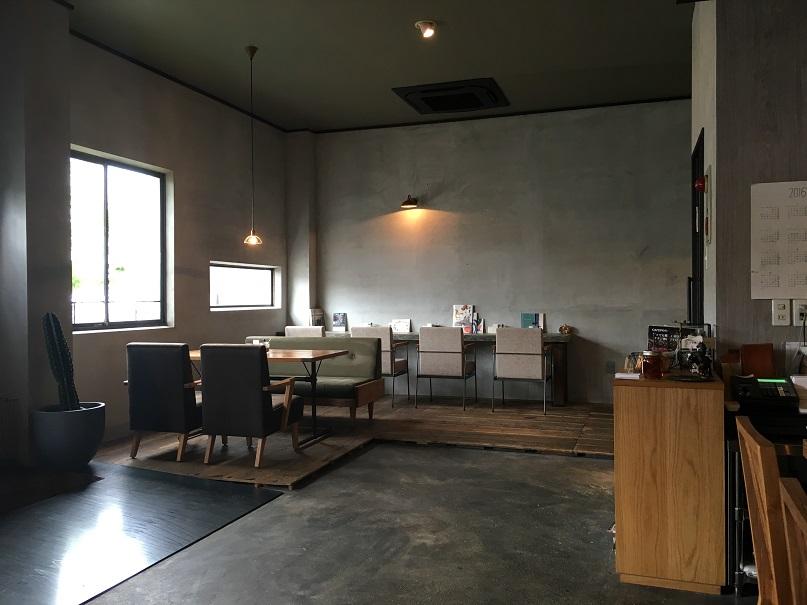 近くにできたカフェに行ってみました。_e0028417_17255847.jpg