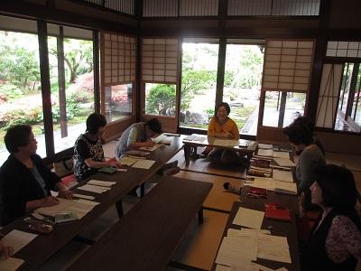 山中温泉・菖蒲湯祭と「雪垣」句会_f0289632_0125697.jpg