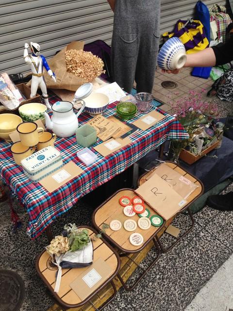 松陰神社通りのみの市ありがとうございました!!_d0156336_21443423.jpg