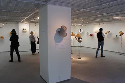 石田欧子 帽子展 「LE COUP DU CHAPEAU−パリの後で」開催中です!_f0171840_1444957.jpg