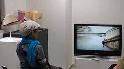石田欧子 帽子展 「LE COUP DU CHAPEAU−パリの後で」開催中です!_f0171840_14574273.jpg
