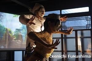 バリ舞踊~かみのかるら_f0233340_13412066.jpg