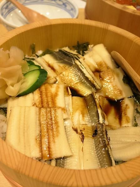 NEW OPEN!「いづれ 鯛」* ばらずしと穴子飯♪ <閉店>_f0236260_1151768.jpg
