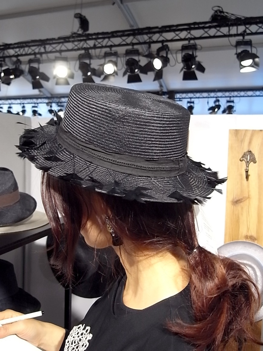 """HAT BRAND \""""SHINJEO\""""_c0176078_12492290.jpg"""