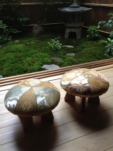 和室の座椅子〜木工 七木さんより_f0348078_12580285.jpg