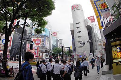 6月6日(月)今日の渋谷109前交差点_b0056983_14041696.jpg