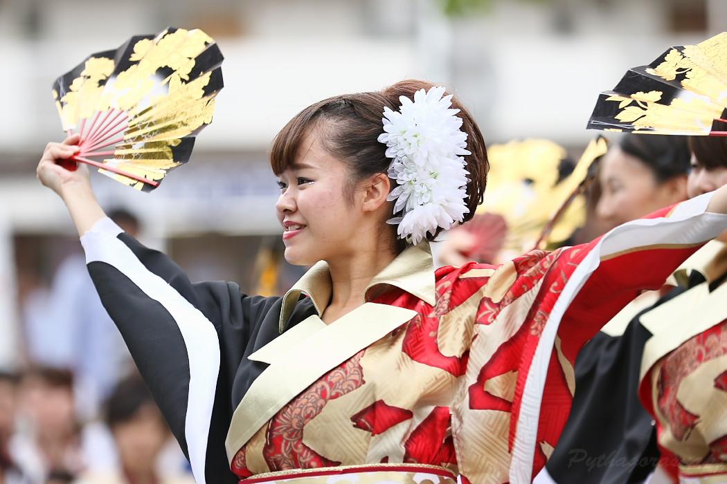 音羽華炎 @ 第13回犬山踊芸祭_c0187584_1041515.jpg