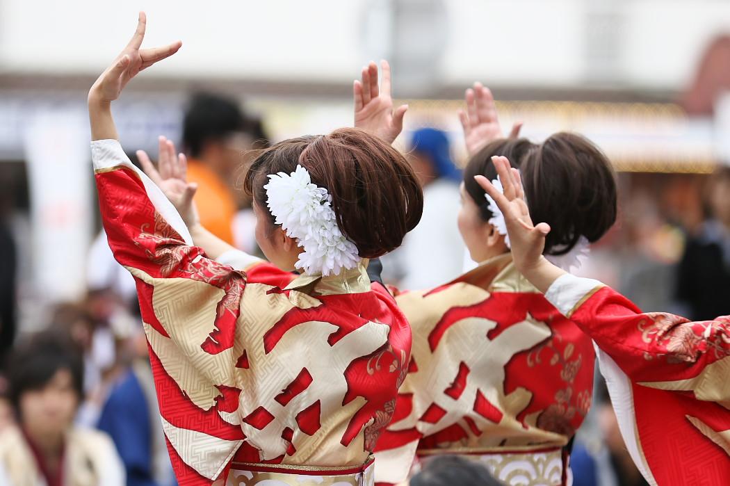 音羽華炎 @ 第13回犬山踊芸祭_c0187584_10441639.jpg