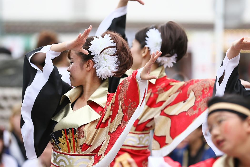 音羽華炎 @ 第13回犬山踊芸祭_c0187584_1045926.jpg