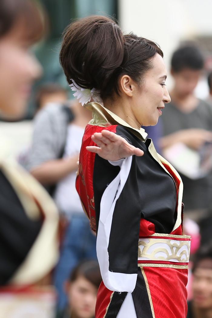 音羽華炎 @ 第13回犬山踊芸祭_c0187584_10474889.jpg