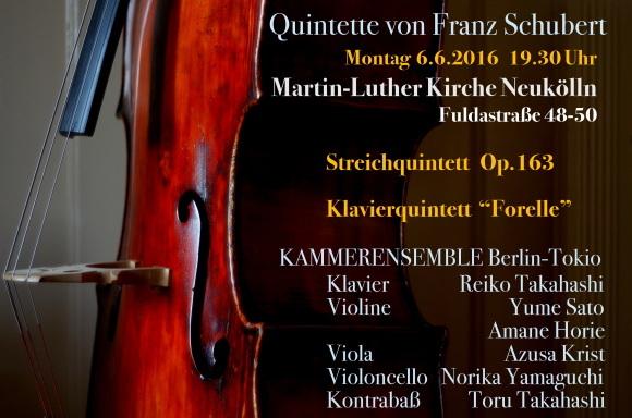 Franz Schubert Quintette_c0180686_09135291.jpg