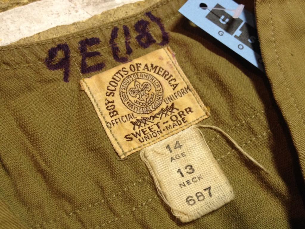 神戸店6/8(水)ヴィンテージ&スーペリア入荷!#3  1930\'s Farmers Shirt!Swee-Orr BSA!!!_c0078587_1513129.jpg
