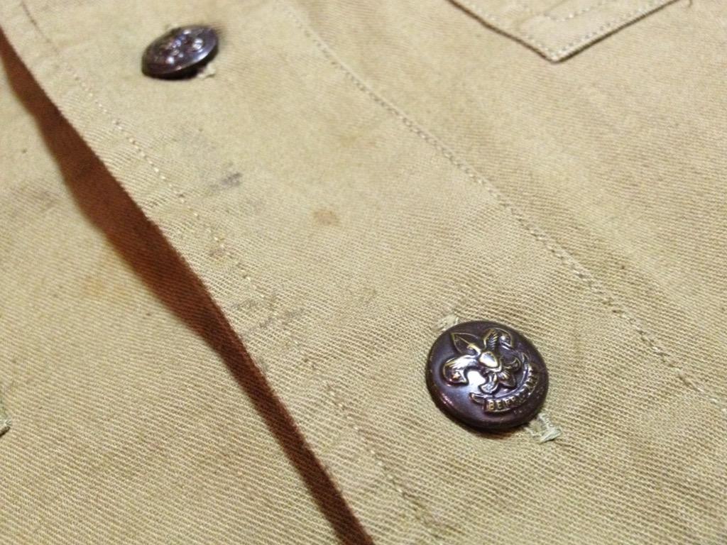 神戸店6/8(水)ヴィンテージ&スーペリア入荷!#3  1930\'s Farmers Shirt!Swee-Orr BSA!!!_c0078587_15151328.jpg