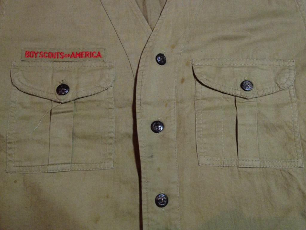 神戸店6/8(水)ヴィンテージ&スーペリア入荷!#3  1930\'s Farmers Shirt!Swee-Orr BSA!!!_c0078587_1515516.jpg