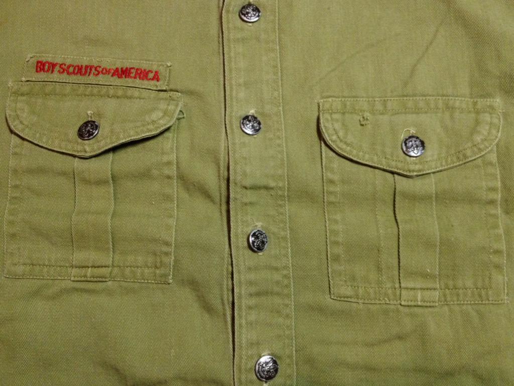 神戸店6/8(水)ヴィンテージ&スーペリア入荷!#3  1930\'s Farmers Shirt!Swee-Orr BSA!!!_c0078587_15202650.jpg