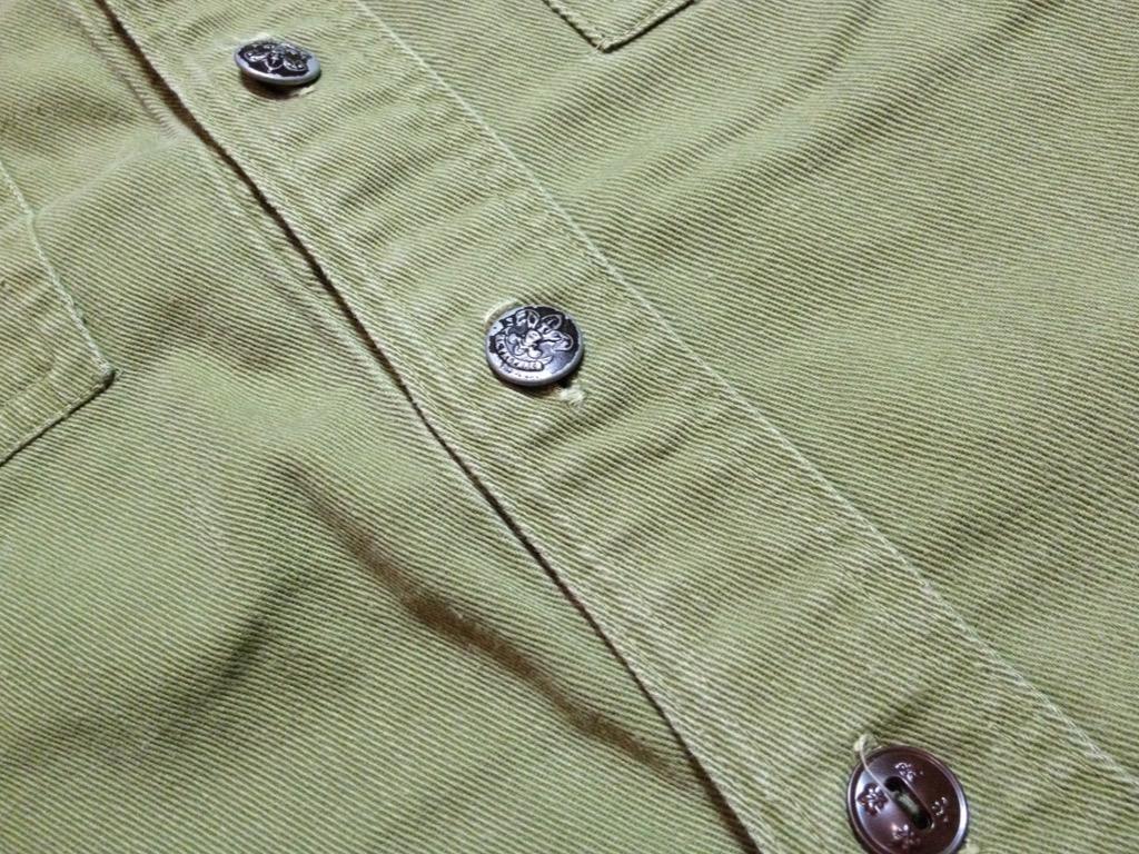 神戸店6/8(水)ヴィンテージ&スーペリア入荷!#3  1930\'s Farmers Shirt!Swee-Orr BSA!!!_c0078587_15205284.jpg