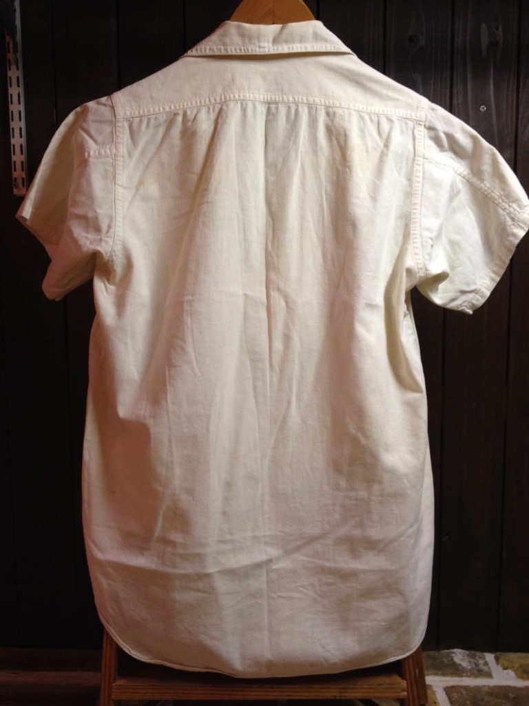神戸店6/8(水)ヴィンテージ&スーペリア入荷!#3  1930\'s Farmers Shirt!Swee-Orr BSA!!!_c0078587_1561829.jpg