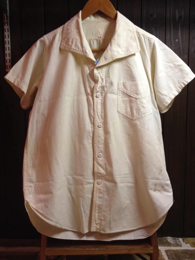 神戸店6/8(水)ヴィンテージ&スーペリア入荷!#3  1930\'s Farmers Shirt!Swee-Orr BSA!!!_c0078587_156840.jpg