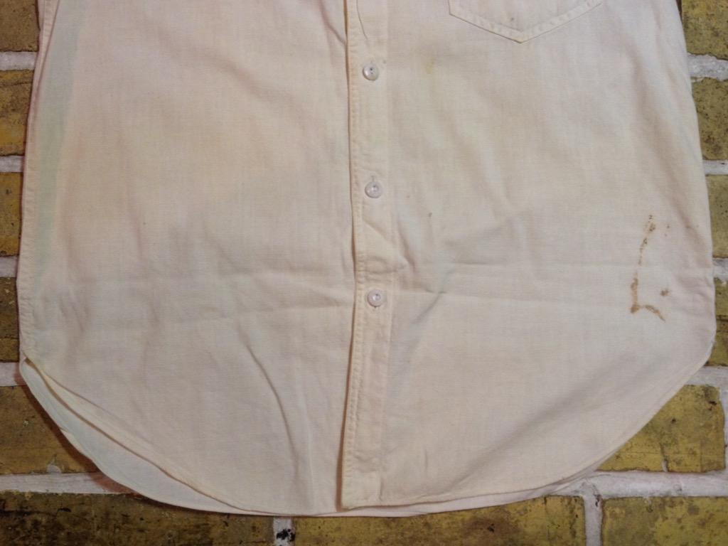 神戸店6/8(水)ヴィンテージ&スーペリア入荷!#3  1930\'s Farmers Shirt!Swee-Orr BSA!!!_c0078587_1574521.jpg