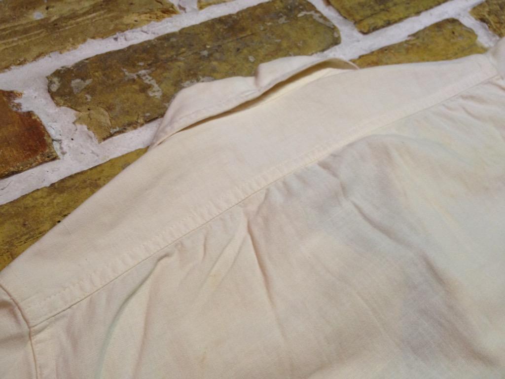 神戸店6/8(水)ヴィンテージ&スーペリア入荷!#3  1930\'s Farmers Shirt!Swee-Orr BSA!!!_c0078587_1575494.jpg