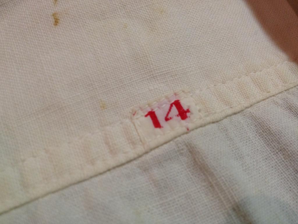 神戸店6/8(水)ヴィンテージ&スーペリア入荷!#3  1930\'s Farmers Shirt!Swee-Orr BSA!!!_c0078587_15856.jpg