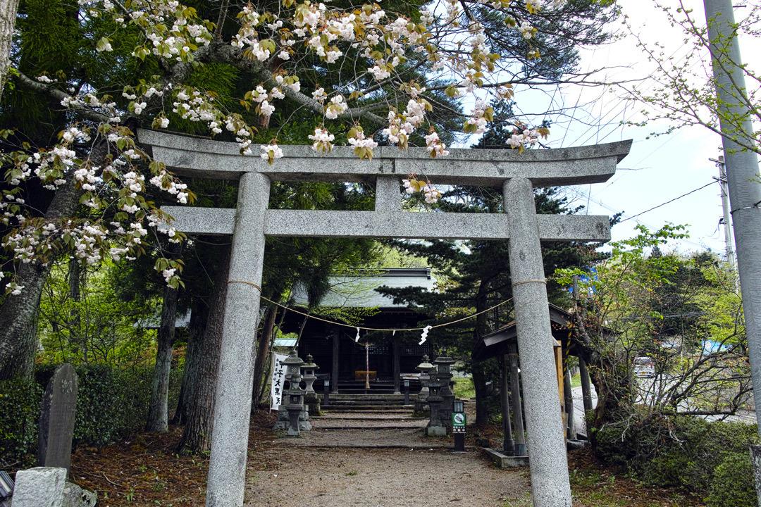 二本松市を歩く⑤~岳温泉神社を歩きながら~_c0223825_23233456.jpg