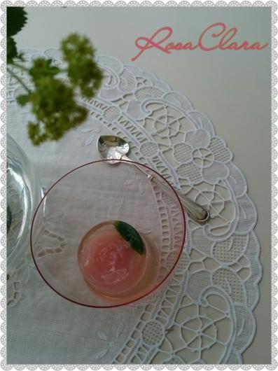 バラのお菓子に癒されます・・・♪_f0230127_22124168.jpg