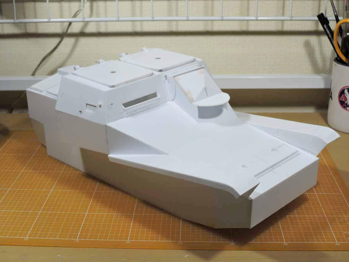 【模型作り】タンケッテ最強! CV33その1_d0211129_205468.jpg