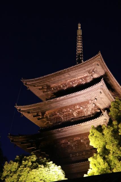 京都タワー。 京都旅行 - 11 -_f0348831_19234534.jpg