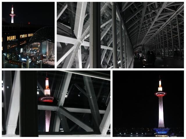京都タワー。 京都旅行 - 11 -_f0348831_19243413.jpg