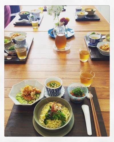 中華料理のお教室_e0354955_15391559.jpg
