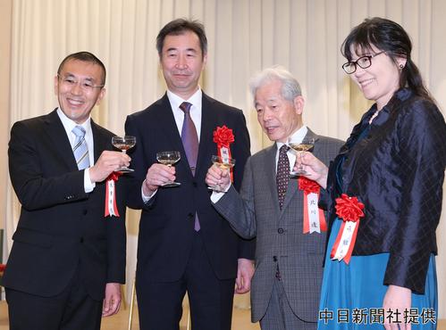 中日文化賞贈呈式_c0194469_13104488.jpg