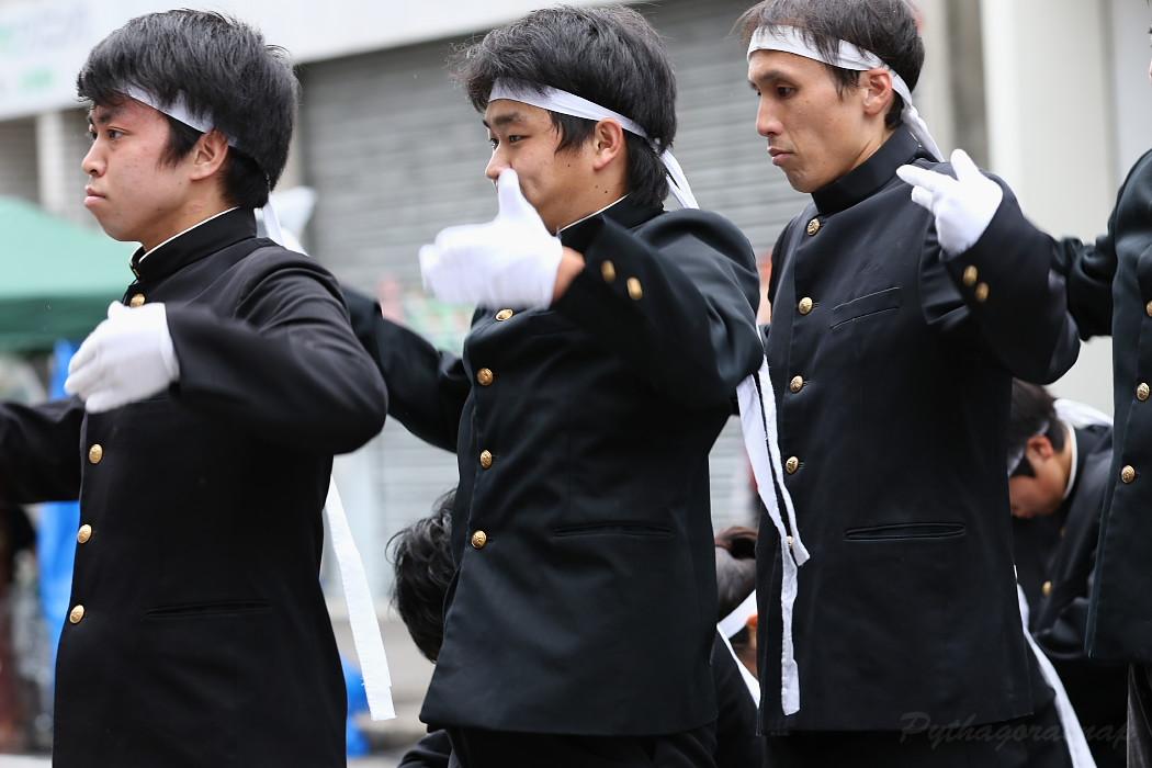 青春応援団 我無沙羅 @ 第13回犬山踊芸祭_c0187584_1031484.jpg
